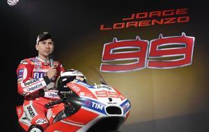 Ducati, Lorenzo, Πρωτάθλημα, Ducati, Lorenzo, protathlima