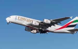 Emirates, Αθήνα, Υόρκη, Emirates, athina, yorki