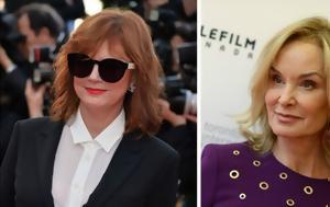 Susan Sarandon, Jessica Lange, Hollywood
