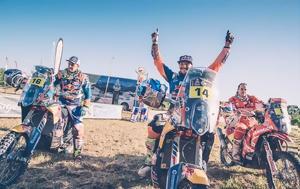 Sam Sunderland, KTM, Rally Dakar