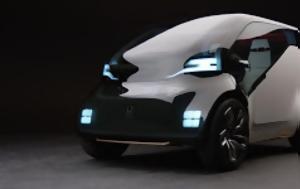 Honda NeuV, Ηλεκτρικό, Honda NeuV, ilektriko