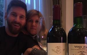 Δείτε, Messi, deite, Messi