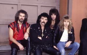 Πέθανε, Geoff Nicholls, Black Sabbath, pethane, Geoff Nicholls, Black Sabbath