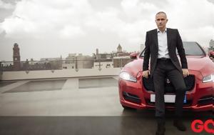 Mourinho, Jaguar XJ