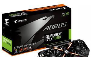 Aorus GTX 1080, GIGABYTE