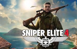 Sniper Elite 4, DirectX 12, PS4 Pro