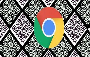 Chrome, Google, QR Code Scanner