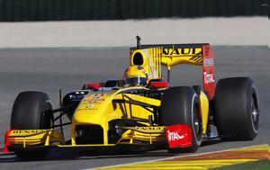 Robert Kubica, Formula 1