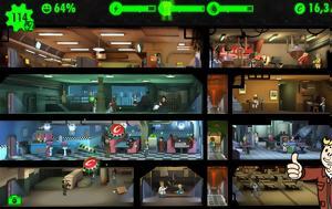 Fallout Shelter, Μεταποκαλυπτική, Xbox One, Fallout Shelter, metapokalyptiki, Xbox One