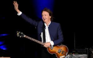 Paul McCartney, Ακούστε, Twenty Fine Fingers, Elvis Costello, Paul McCartney, akouste, Twenty Fine Fingers, Elvis Costello