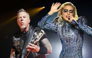 Συνεργασία Metallica - Lady Gaga, Grammy, synergasia Metallica - Lady Gaga, Grammy