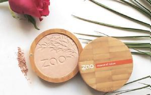 Μοναδική, Shine-Up Powder, ZAO Organic Make Up, monadiki, Shine-Up Powder, ZAO Organic Make Up