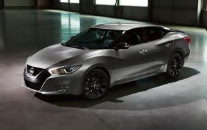 Midnight Edition, Nissan Maxima Sentra Altima Rogue Murano, Pathfinder