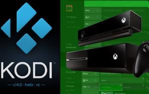 Kodi, Windows 10, Xbox One