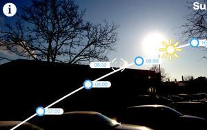 Lumos, Sun, Moon Tracker, AppStore
