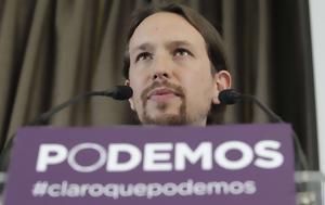 Ξανά Γενικός Γραμματέας, Podemos, Pablo Iglesias, xana genikos grammateas, Podemos, Pablo Iglesias