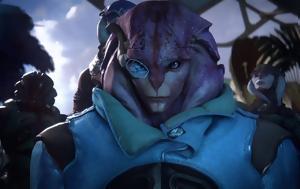 Εσύ, Mass Effect, Andromeda, esy, Mass Effect, Andromeda