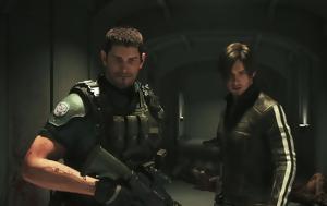 Leon, Chris, Resident Evil Vendetta