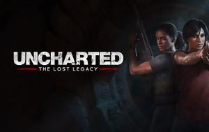 Νέες, Uncharted, Lost Legacy, nees, Uncharted, Lost Legacy
