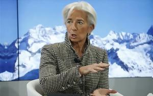 IMFs Lagarde, Cant