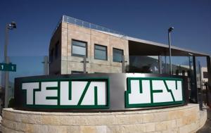 Ζημιές 973, Teva Pharmaceuticals, zimies 973, Teva Pharmaceuticals