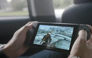 Maxwell GPU, Nintendo Switch