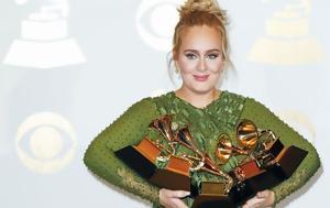 Grammy, Αντέλ, Grammy, antel