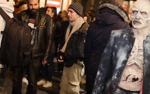 Zombie Athens Walk, Σύνταγμα, Σάββατο 25 Φεβρουαρίου, Zombie Athens Walk, syntagma, savvato 25 fevrouariou