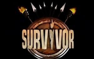 Σπαλιάρα Χούτο, Survivor, spaliara chouto, Survivor