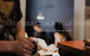 Soundtrack, Spotify