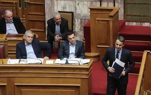 Tsipras, Mitsotakis, Youre, IMFs, Youve, Grexit