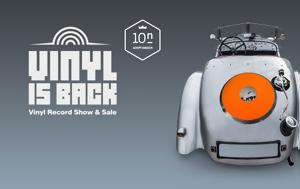 10ου Vinyl, Back, 10ou Vinyl, Back