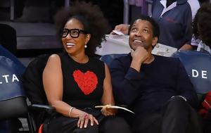 Denzel Washington, Lakers