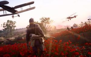 Battlefield 1, Γνωρίστε, Frontlines, Battlefield 1, gnoriste, Frontlines