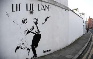 Ντόναλντ Τραμπ, Τερέζα Μέι … Lie Lie Land, ntonalnt trab, tereza mei … Lie Lie Land