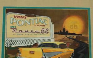 Ματιές, Route 66, maties, Route 66