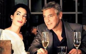 George Clooney, Amal