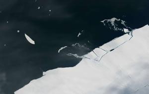 Θρυμματίζονται, Ανταρκτική, thrymmatizontai, antarktiki