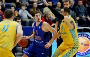 VTB League, Νίκησε Βουγιούκα, ΤΣΣΚΑ +vid, VTB League, nikise vougiouka, tsska +vid