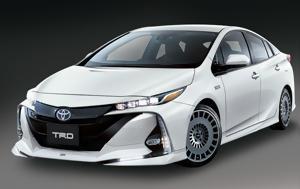 TRD, Modellista, Toyota Prius Plug-in
