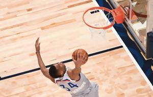 NBA, Greek Freak Videos