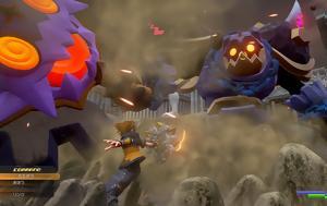 Εικόνες, Kingdom Hearts III, Final Fantasy VII Remake, eikones, Kingdom Hearts III, Final Fantasy VII Remake