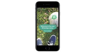 WhatsApp, Snapchat, Instagram