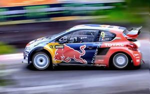 Rallycross, Peugeot