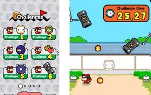 Ninja Spinki Challenges - Δωρεάν, Νίντζα, Flappy Bird, Ninja Spinki Challenges - dorean, nintza, Flappy Bird