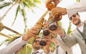 Το πολύ αλκοόλ στους άντρες βλάπτει τις αρτηρίες της καρδιάς