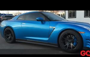 Νοικιάζει, Nissan GT-R, 1 200, noikiazei, Nissan GT-R, 1 200