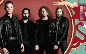 Killers, EJEKT Festival 2017