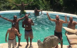 Adriano, Έγινε 35, … 100 000, Adriano, egine 35, … 100 000