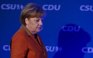 Δημοσκόπηση Allensbach, CDU, Μέρκελ, SPD, dimoskopisi Allensbach, CDU, merkel, SPD